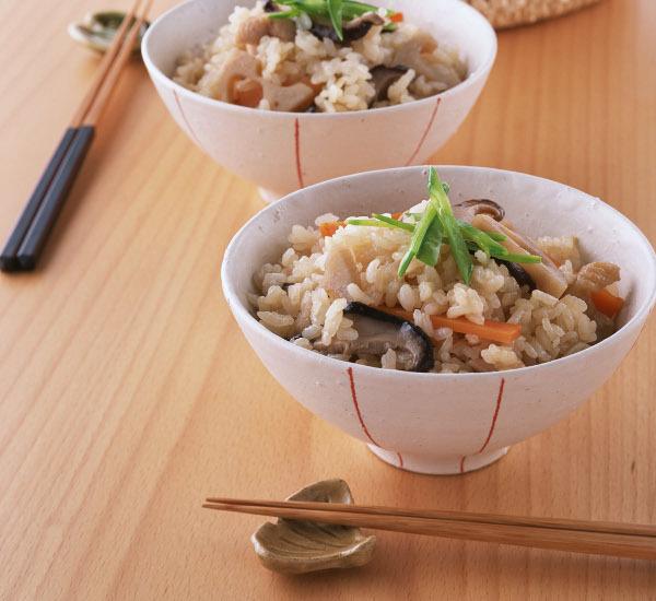 Takikomi Gohan Mixed Rice