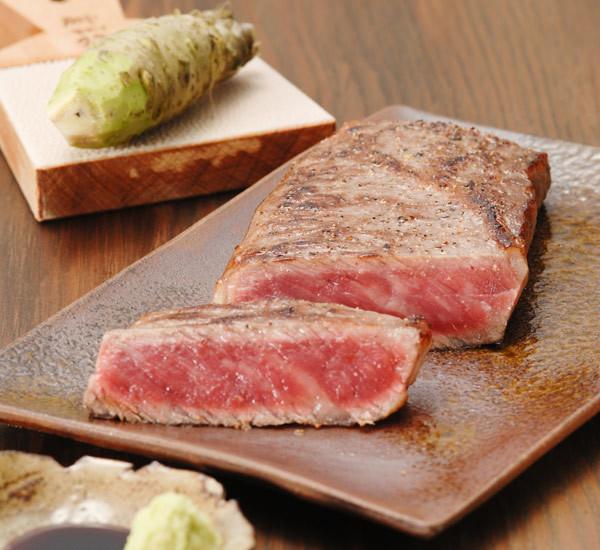 Wasabi Soy Sauce Steak