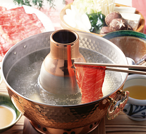 Shabu-Shabu Hot Pot