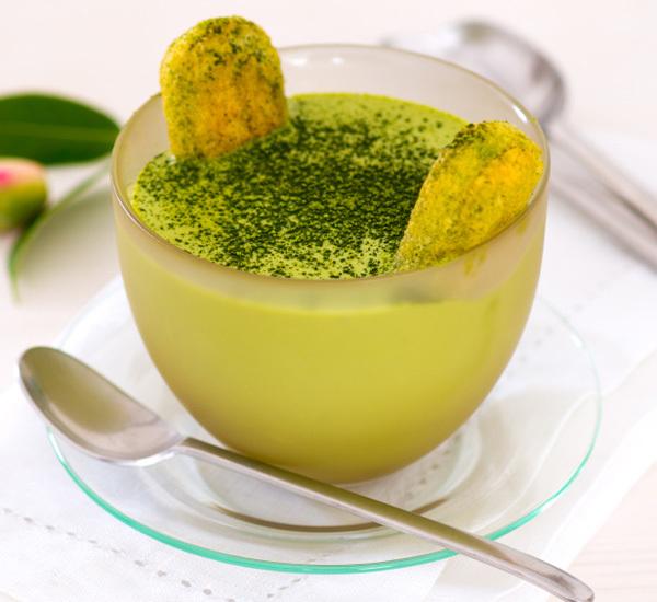 緑茶ティラミス