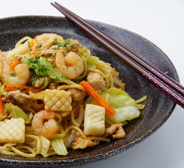 recipe: seafood soba soup [29]