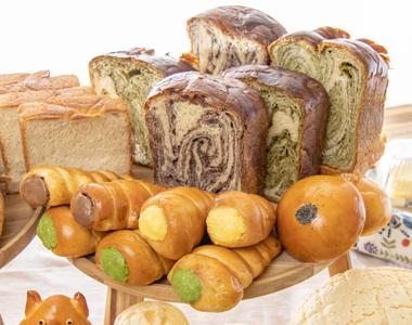 Japanese baked goods 380x300