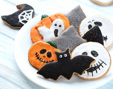 Halloween japanese trick or treat sweets 380x300