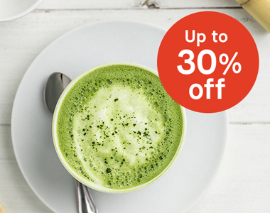 Japanese green tea sale christmas 380x300