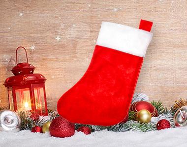 Free stocking 380x300