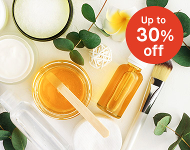 Japanese skincare and beauty sale 380x300