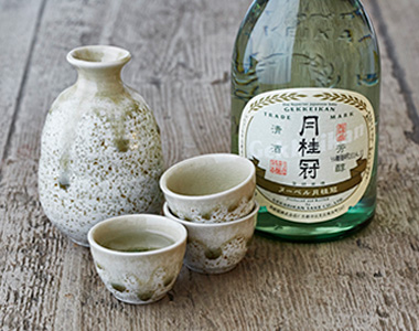 Japanese sake wine 380x300